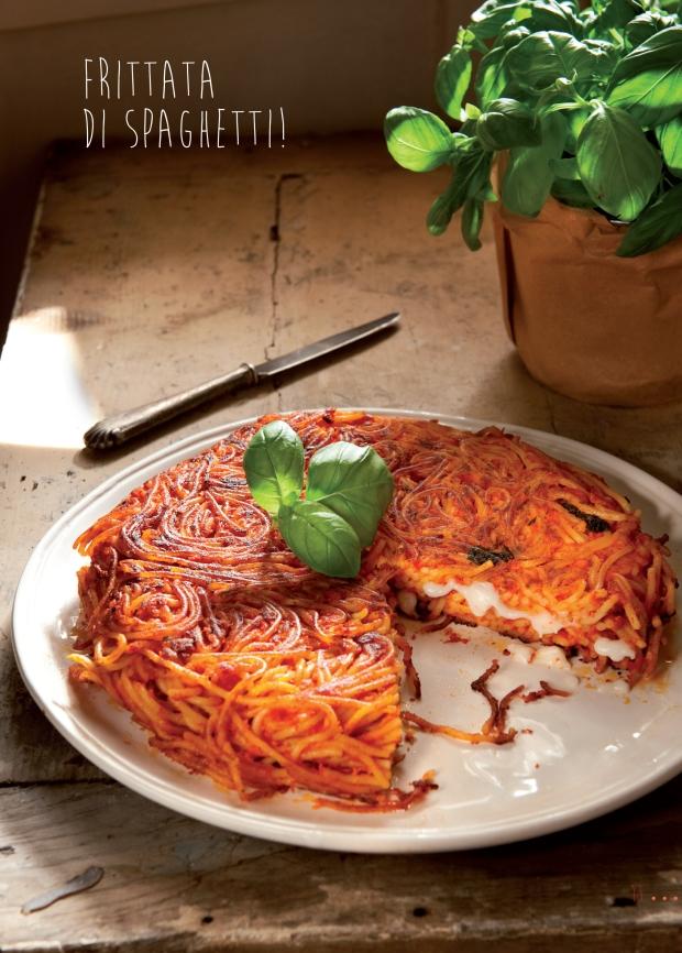 frittta spaghetti