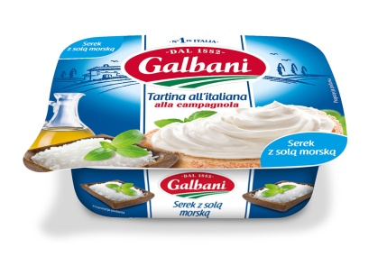 packaging galbani 1